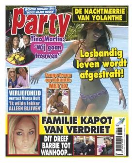Party 3, iOS, Android & Windows 10 magazine
