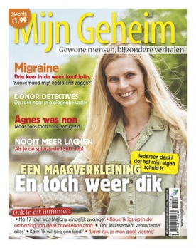 Mijn Geheim 18, iOS, Android & Windows 10 magazine