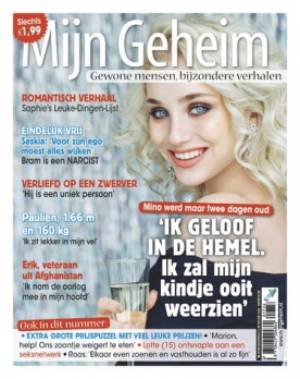 Mijn Geheim 26, iOS, Android & Windows 10 magazine