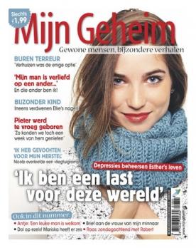 Mijn Geheim 1, iOS, Android & Windows 10 magazine