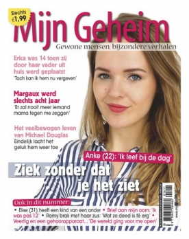 Mijn Geheim 11, iOS, Android & Windows 10 magazine