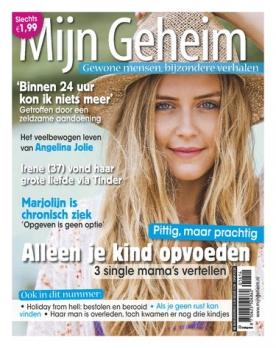 Mijn Geheim 14, iOS, Android & Windows 10 magazine