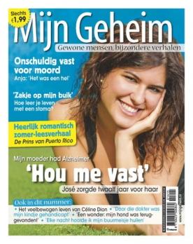 Mijn Geheim 15, iOS, Android & Windows 10 magazine