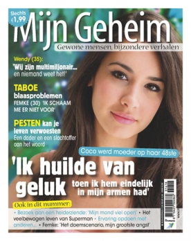 Mijn Geheim 18, iOS, Android & Windows 10 magazine