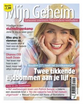 Mijn Geheim 19, iOS, Android & Windows 10 magazine