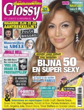 Glossy 4, iOS, Android & Windows 10 magazine