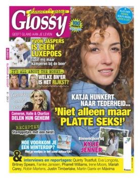 Glossy 6, iOS, Android & Windows 10 magazine