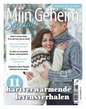 Mijn Geheim special 1, iOS, Android & Windows 10 magazine