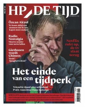 HP De Tijd 9, iOS, Android & Windows 10 magazine