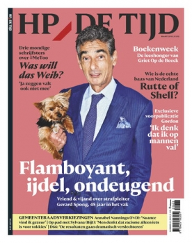 HP De Tijd 3, iOS, Android & Windows 10 magazine
