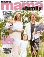 Fabulous mama&family 8, iOS, Android & Windows 10 magazine