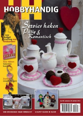 HobbyHandig 165, iOS, Android & Windows 10 magazine