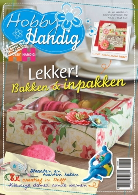 HobbyHandig 168, iOS, Android & Windows 10 magazine