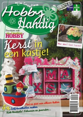 HobbyHandig 170, iOS, Android & Windows 10 magazine