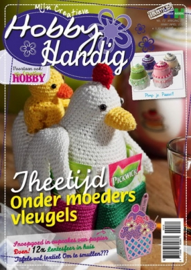 HobbyHandig 172, iOS, Android & Windows 10 magazine