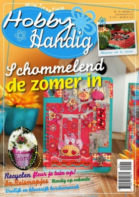 HobbyHandig 174, iOS, Android & Windows 10 magazine