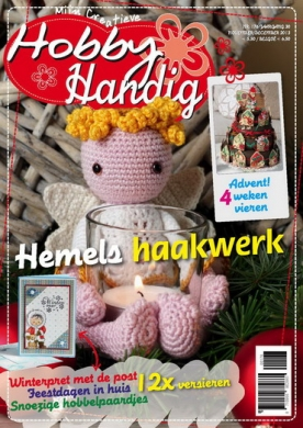 HobbyHandig 176, iOS, Android & Windows 10 magazine