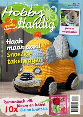 HobbyHandig 179, iOS, Android & Windows 10 magazine