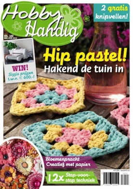 HobbyHandig 185, iOS, Android & Windows 10 magazine