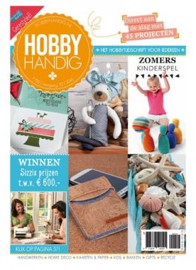 HobbyHandig 192, iOS, Android & Windows 10 magazine