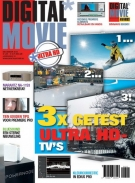 Digital Movie 12, iOS & Android magazine