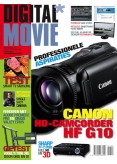 Digital Movie 8, iPad & Android magazine