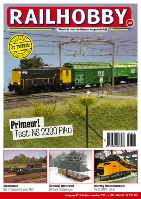 Railhobby 393, iOS, Android & Windows 10 magazine