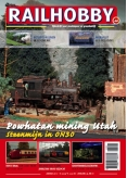 Railhobby 1, iPad & Android magazine