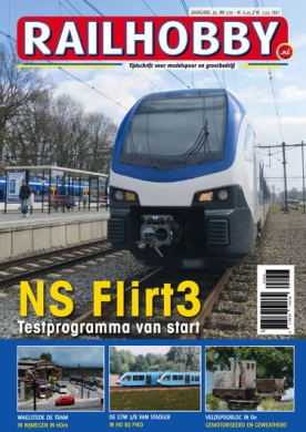 Railhobby 379, iOS, Android & Windows 10 magazine