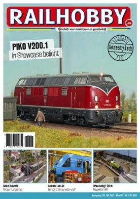 Railhobby 382, iOS, Android & Windows 10 magazine