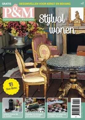 Poppenhuizen&Miniaturen 151, iOS, Android & Windows 10 magazine