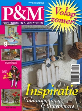 Poppenhuizen&Miniaturen 119, iOS, Android & Windows 10 magazine