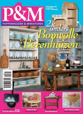 Poppenhuizen&Miniaturen 123, iOS, Android & Windows 10 magazine