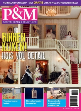 Poppenhuizen&Miniaturen 129, iOS, Android & Windows 10 magazine
