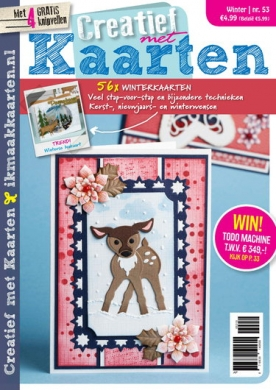 Creatief met Kaarten 53, iOS, Android & Windows 10 magazine