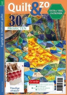 Quilt & Zo 45, iOS, Android & Windows 10 magazine