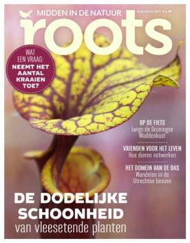 Roots 8, iOS, Android & Windows 10 magazine
