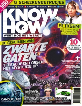 Know How 2, iOS, Android & Windows 10 magazine
