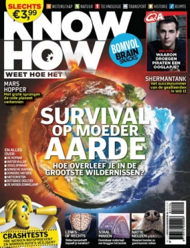 Know How 11, iOS, Android & Windows 10 magazine