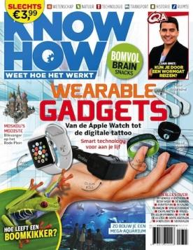 Know How 6, iOS, Android & Windows 10 magazine