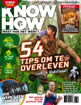 Know How 7, iOS, Android & Windows 10 magazine