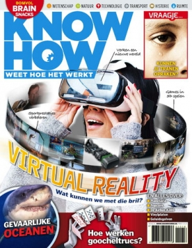 Know How 10, iOS, Android & Windows 10 magazine