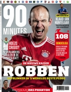 90 minutes 10, iOS & Android magazine