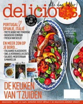 delicious 6, iOS, Android & Windows 10 magazine