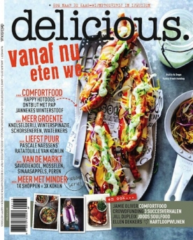 delicious 1, iOS, Android & Windows 10 magazine