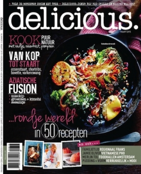 delicious 3, iOS, Android & Windows 10 magazine