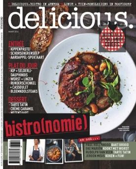 delicious 3, iOS, Android & Windows 10 magazine
