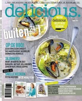 delicious 7, iOS, Android & Windows 10 magazine