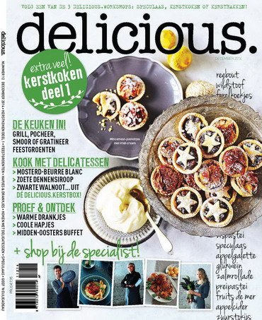 delicious 12, iOS, Android & Windows 10 magazine