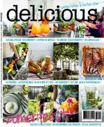 delicious 8, iOS & Android magazine
